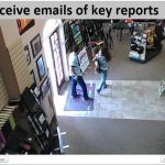 Recieve emails of key reports